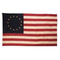 Nylon Betsy Ross Flag