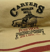 Carters Woolen Mill Runner