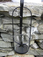 Hanging Star Candle Lantern