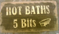 Hot Baths 5 bits