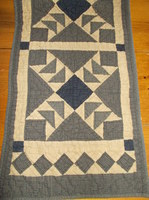 Colonial Patches Table Runner