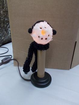 Snowball Charm Light