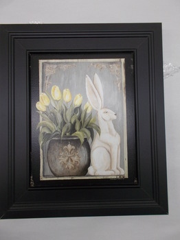 Spring Rabbit Print