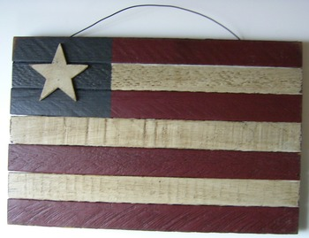 Tobacco Lathe Flag