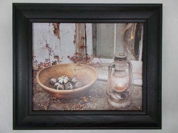 Walnut Bowl By Irv