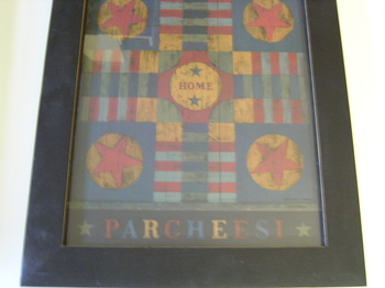 Wk Parcheesi Print