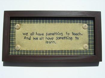 We All Have Something Sampler