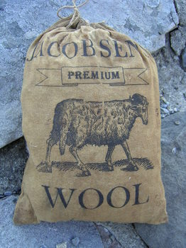 Jacobson Wool Sack